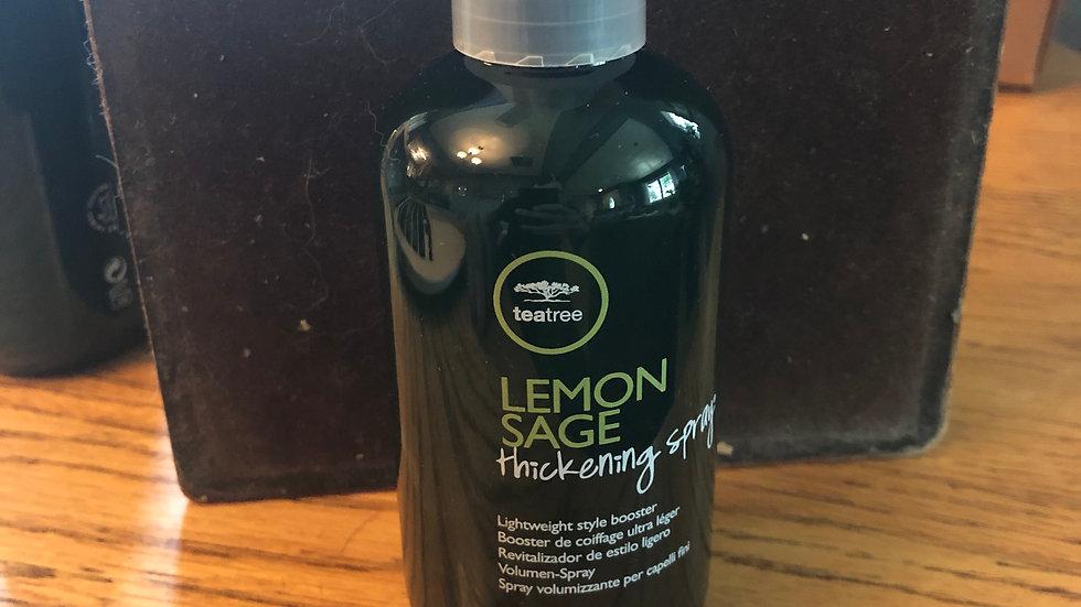 Lemon Sage Thickening Spray