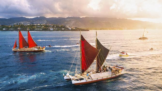 ハワイの誇り!ホクレア号の偉業〜死のゾーンへも立ち向かった世界航海