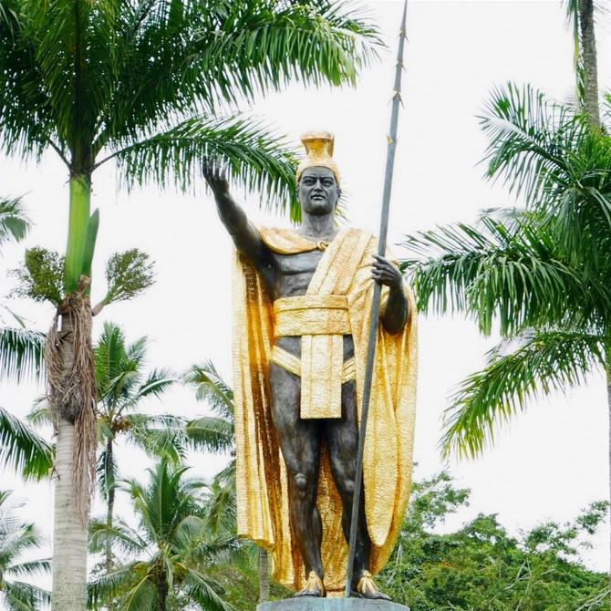 Aloha Authentic : 古代ハワイのManu (鳥)について