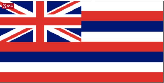 ハワイ島出身UFCファイターB.J.ペンとハワイ州旗