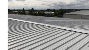 The History of Cladding: Metal Roofing