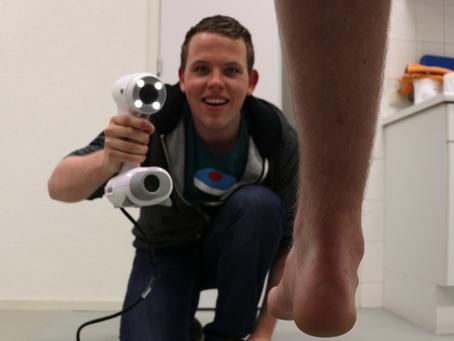 OIM Orthopedie maakt van 3D-scannen een speerpunt