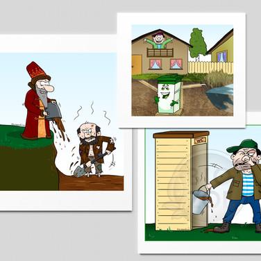 Иллюстрации для сайта www.biozol.ru