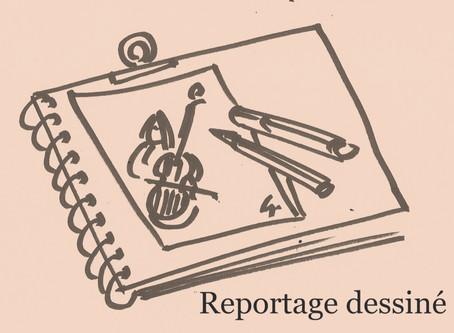 Reportage dessiné