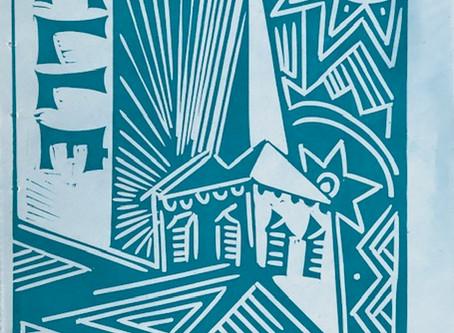19 & 20 septembre, ouverture de l'atelier gravure (journées du patrimoine)