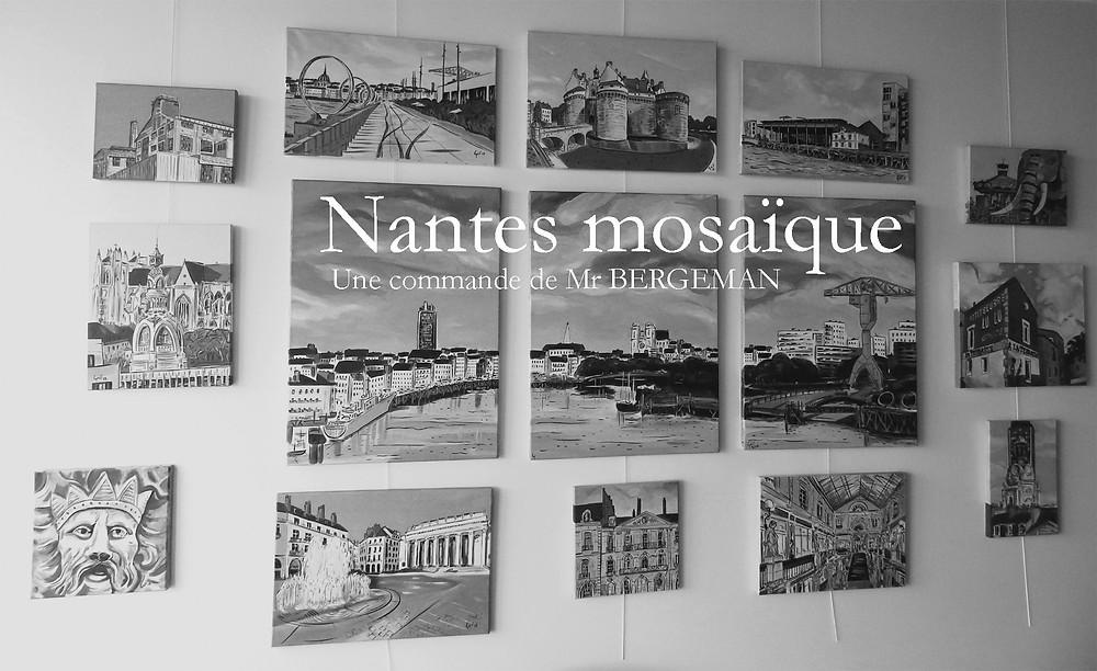 Mosaïque Nantes