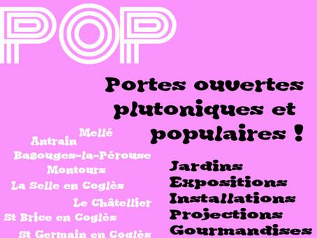 Balade POP, plutonique et populaire!