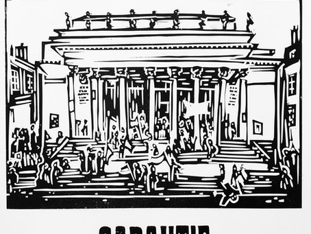 Théâtre Graslin occupé: artistes pour combien de temps encore ?...