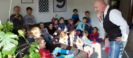 Kindergeburtstag in Dossenheim