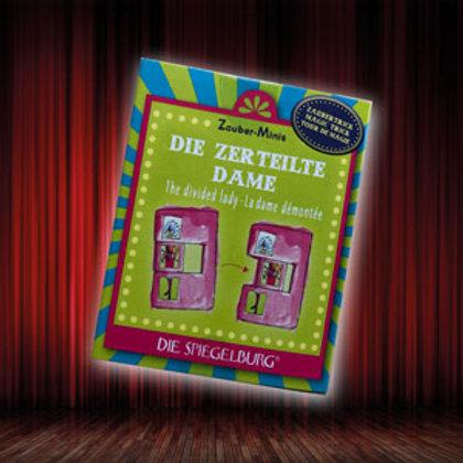 """Zauber-Mini """"Die zerteilte Dame"""""""