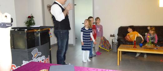 Kindergeburtstag in Hemsbach
