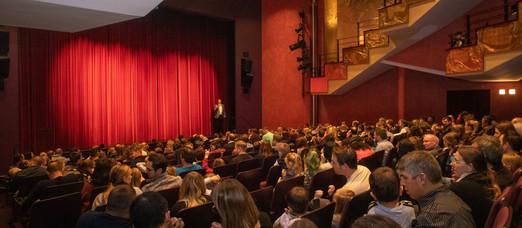 Parktheater! Bensheim! Wow!