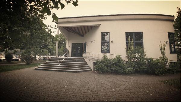 Gemeidehaus Baptistengeminde Weinheim Front