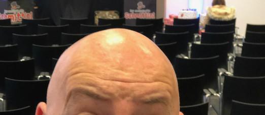 Der Glatzkopp ist zurück bei KAO