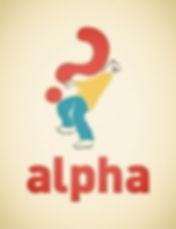Alpha-Kurs Logo