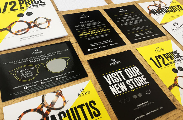 Acuitis Store Launch