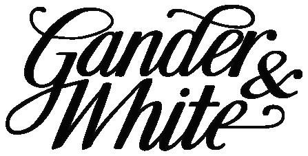 Gander & White logo_mono.png