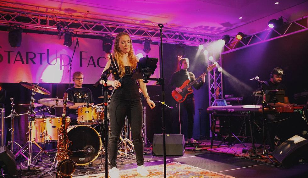 Partyband, Hochzeitsband und Liveband für Firmenfeiern, Bayern, Nürnberg, Erlangen, München