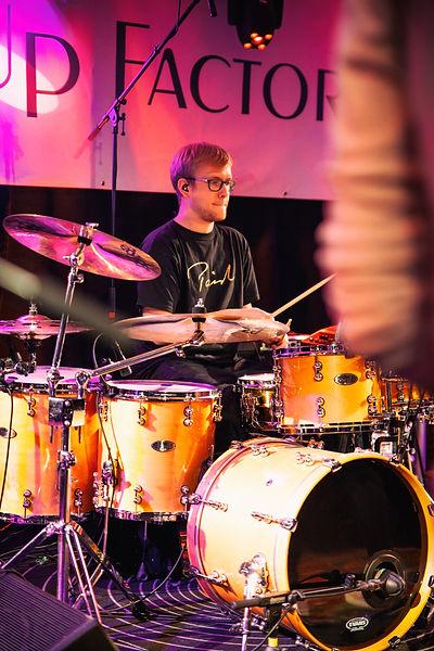Hochzeitsband für Franken  Schlagzeuger