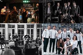 Partyband in Nürnberg, Hochzeitsband Bayern, Eventband Franken