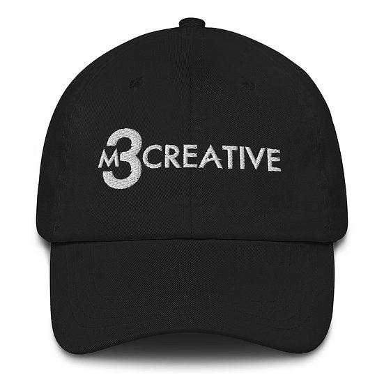 M3 CREATIVE DAD HAT