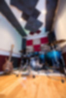 Recording Studio with backline equipment. Mapex Saturn Series Blackstar Guitar Amps Recording Mixing Mastering Voiceovers Guitar Reamping Studio Drum Recording