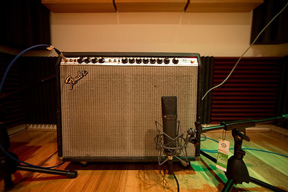 Recording Studio With Storage Space Outboard Gear, Cables, WiFi