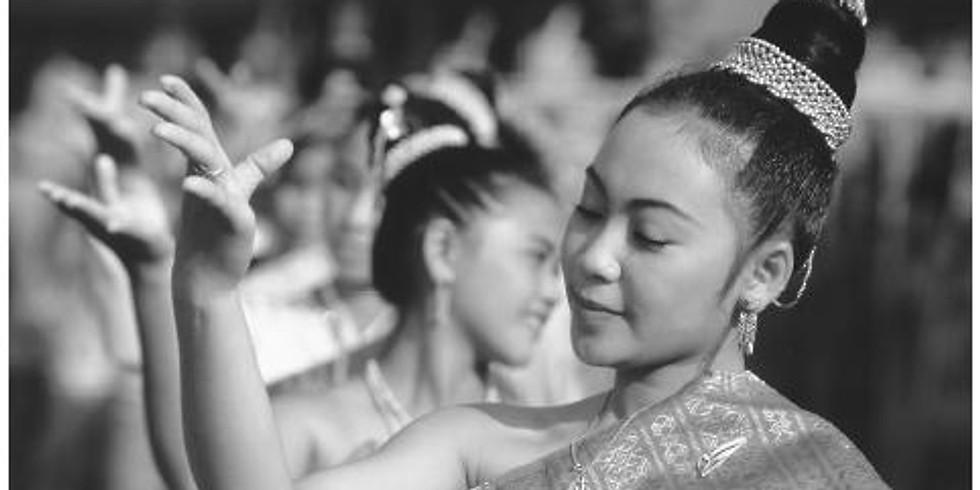 Lao Dance Troupe Competition