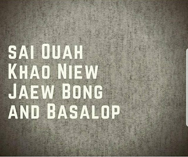 Look for our LAO UNY t-shirts at #BLESSE