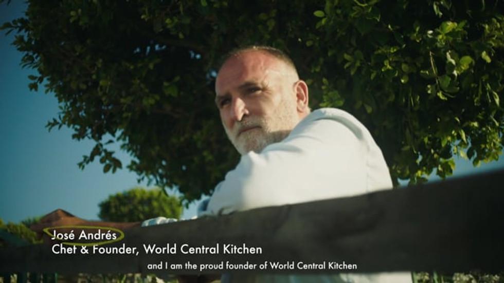 Chef Jose Andrés x Panera