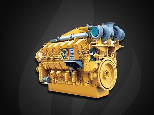 Modelo 3000 - Motor Industrial Jichai Diesel (600~1200KW)