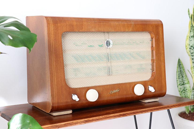 Celeston Radyo(1952)
