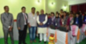 KYP innaugration by CM Shree Nitish Kumar @ Samidha Group