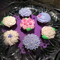 Cuppybakes flowers