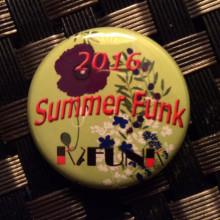 7月10日 投票の後はSummer Funk !