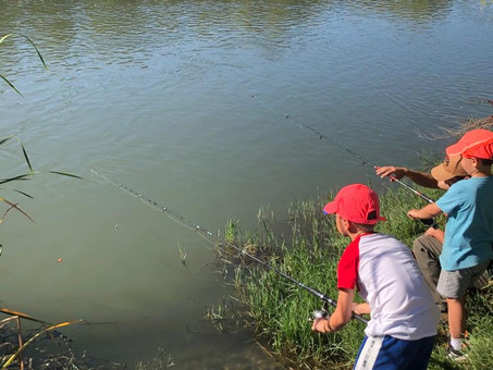 Pesca y monte este Octubre