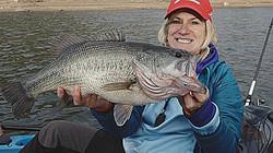 Pesca mujeres Madrid