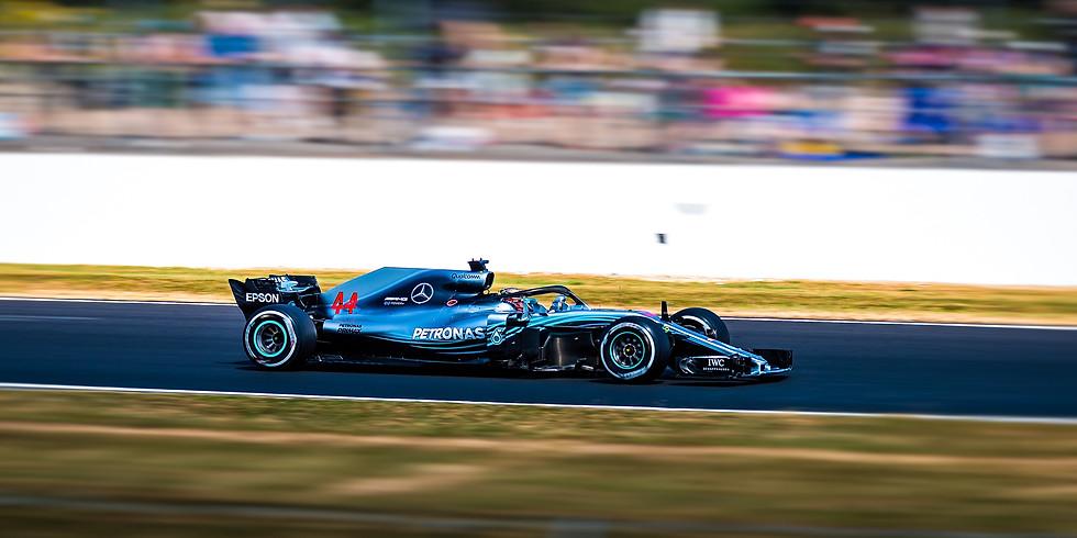 Formule 1 Monza Italië 2020