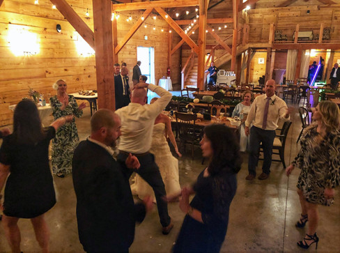 More Barn Wedding Receptions