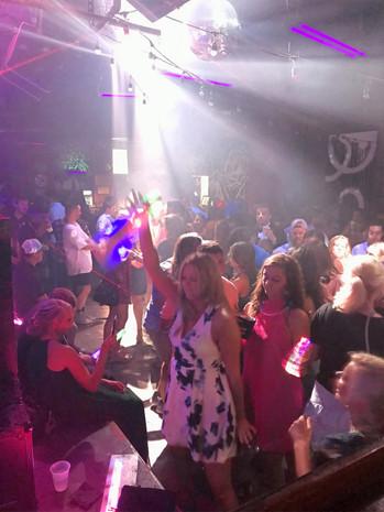 Nightlife in the Club