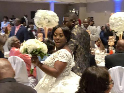 Bride Walk-in