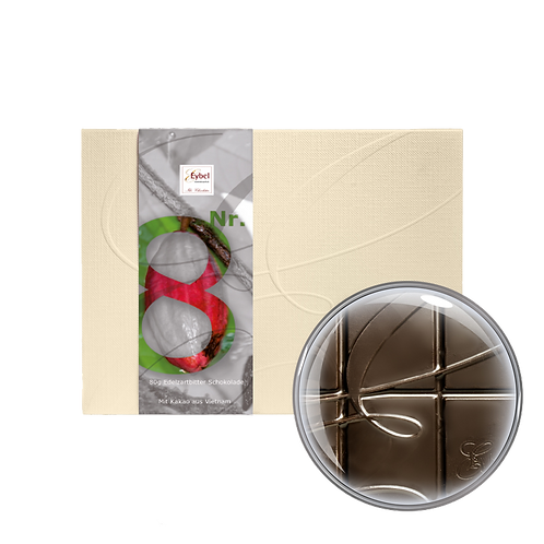 Eybel's Nr. 8 – Noir Vietnam 73% Kakao 80g