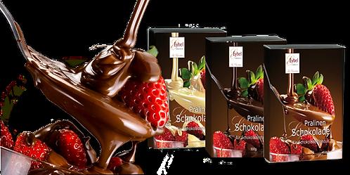 Schokoladen-Fondue Weiß 300g