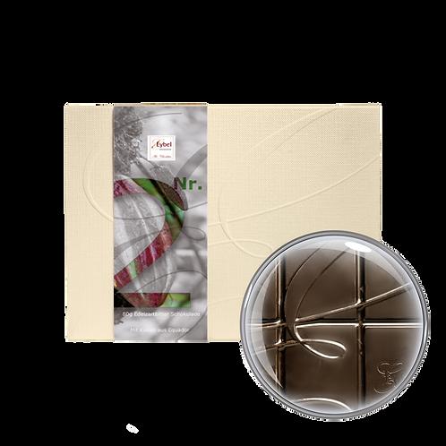 Eybel's Nr. 2 – Noir Ecuador 71% Kakao 80g