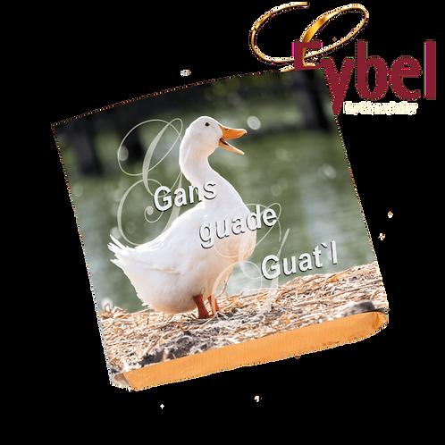 "Nougat Busserl ""Gans Guade Guatl"" 5Stk/200g"