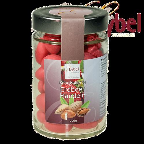 Dragierte Erdbeer Mandeln 200g