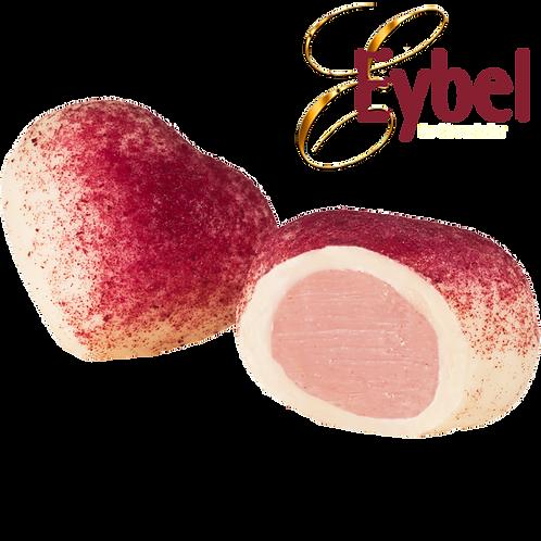 Erdbeer Herz Praline