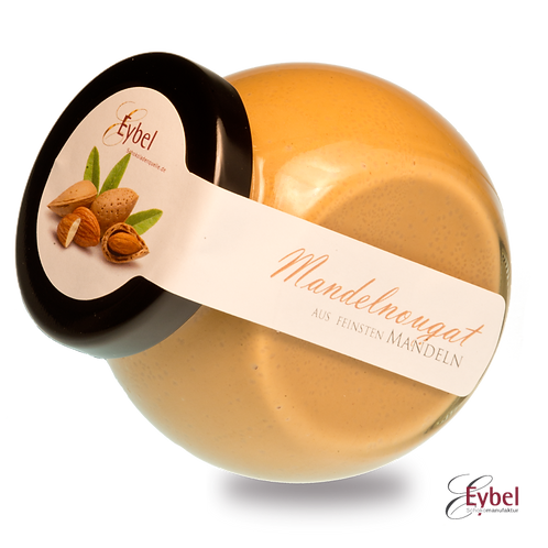Mandelnougat – Aufstrich 200g