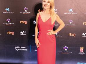 Cayetana Guillén Cuervo conducirá la gala de clausura de la XIX edición del Festival de Cine de Alme