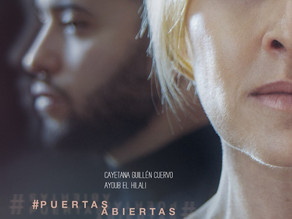 Cayetana Guillén Cuervo emprende la gira de Puertas Abierta.